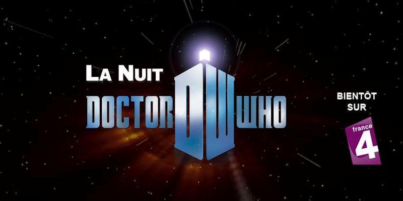 [Doctor Who] Nuit spéciale sur France 4