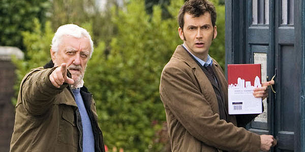 Les chroniques du Docteur- Ze return back (Doctor Who inside) IllustDW