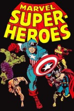 Marvel Super Heroes (The) - D.R