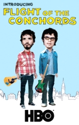 Flight of The Conchords - D.R
