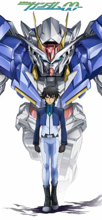 Mobile Suit Gundam 00 - D.R