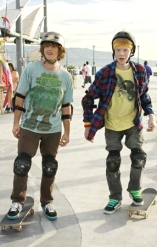 Zeke et Luther - D.R