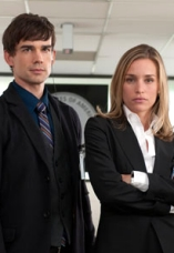 Covert Affairs - D.R