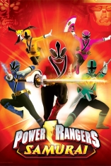 Power Rangers Samurai - D.R