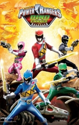 Power Rangers Dino Charge - D.R