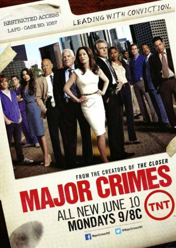 Major Crimes saison 2 en français