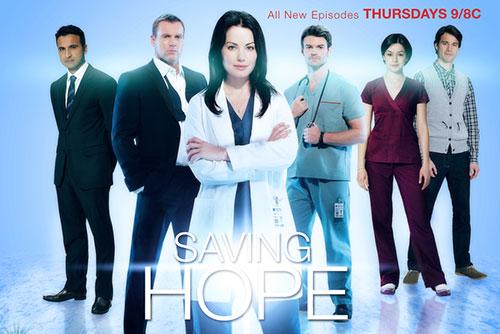 Saving Hope saison 2