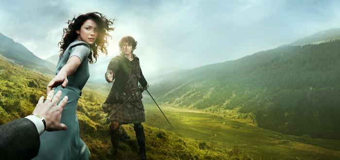 Outlander , Avis sur les premiers épisodes d\u0027une série  historico,érotico,magico,gnan,gnan
