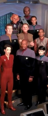 Star Trek : Deep Space Nine - D.R