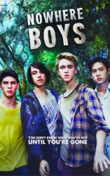 Nowhere Boys - D.R